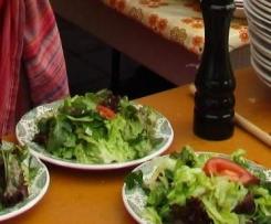 Salatdressing auf Vorrat super lecker