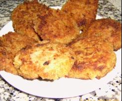Grünkern-Frikadellen (vegetarisch)