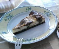 Mamorierter Brownie-Käsekuchen aus Finessen 2/2015