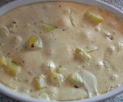 Kartoffel-Zuccini-Auflauf