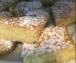 Lemon Bars - Zitronenschnitten