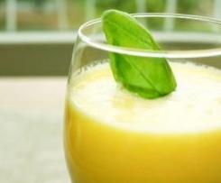 Mango-Joghurt-Frappé