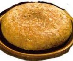 Tortillas espanolas (Spanische Tortillas mit Kartoffeln und Ei)
