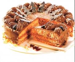 Nougat-Creme-Torte