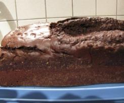 Schokoladenkuchen mit Bailey`s