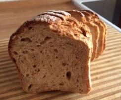 Variation Dinkel-Malzbier-Brot