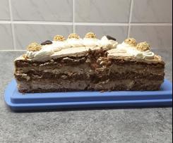 Schoko Giotto Torte