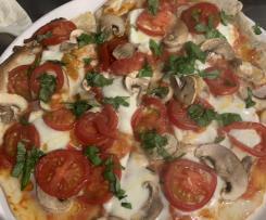 Pizza Teig speziale Originale Granate - perfecto