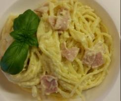 Spaghetti Carbonara auf meine Art