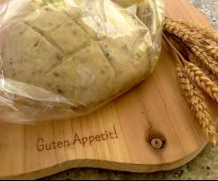 Saaten - Brot aus dem Bratschlauch