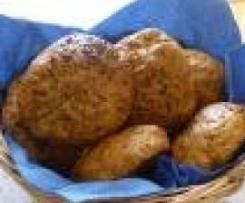 Gemüse-Brötchen