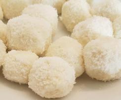 Kokos-Mandel-Praline Low Carb