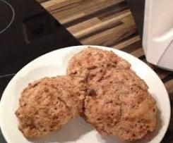 Müsli-Frühstückbrötchen