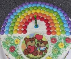 Kinder-Pingui-Torte
