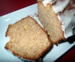 Ingwer - Limettenkuchen mit Seidentofu