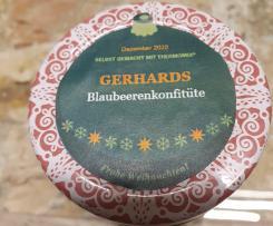 Gerhards Blaubeerenkonfitüre