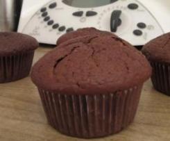 Schoko-Frischkäse-Muffins