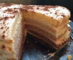 Torte ohne Gluten Milcheiweiß Laktose Hefe