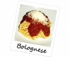 Bolognese einfach & lecker  (2 mal 90 min)
