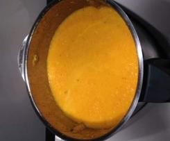 Fein-Feuriges Karottensüppchen