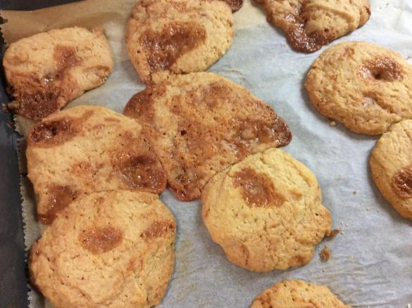 Karamell kekse rezept thermomix