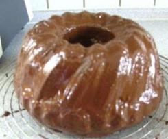 Schokokuchen/ Marmorkuchen mit Joghurt, sehr  locker und saftig!