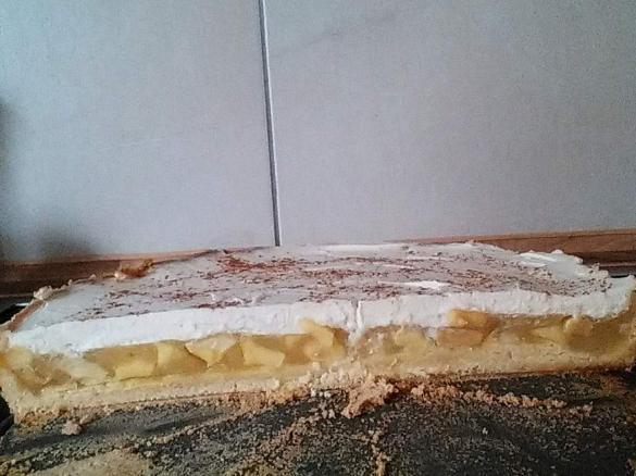 apfel schmand kuchen rührteig