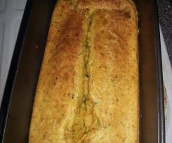 Möhren-Zucchini-Kuchen