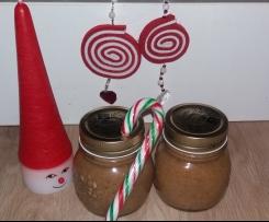 Spekulatius Creme Aufstrich - vegan mit Kokos-Karamell ~ glutenfrei