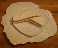 Käse-Sahne Torte vegan