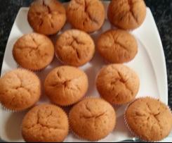 Nutella - Vanille Cupcakes