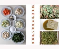 Gemüsebrühe - Pulver