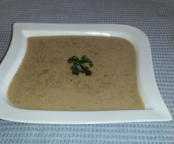 Buttermilch Brotsuppe