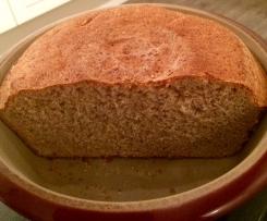 Mehrkorn-Toastbrot - im runden Zaubermeister