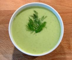 Fenchel-Erbsen-Suppe - Fenchelsuppe