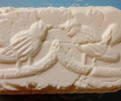 streichfähige selbstgemachte Butter