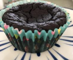 Kidneybohnen-Muffins Low Carb  und kalorienarm