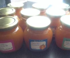 Halloween Marmelade (Herbstlich)