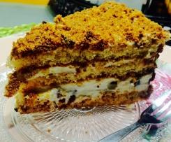Trauben Cookie Kuchen