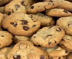Vanille-Schoko-Cookies