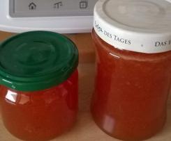 Maracuja - Erdbeer - Marmelade