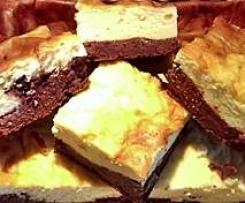 Sattmacher  Schoko-Käse-Kuchen für WWler