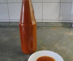 Tomatenketchup (zuckerfreie Alternative)