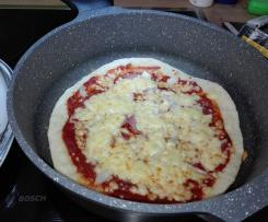 Pfannenpizza