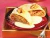 Apfelstrudel mit Zimt und Walnüssen