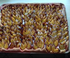 Pflaumenkuchen von Et Marie