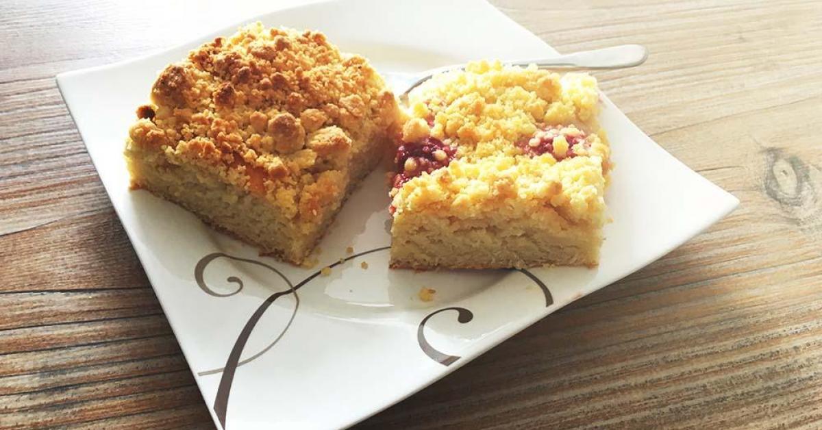 Streuselkuchen Super Soft Und Locker By Fairy Cakes Von