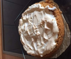 "Limettenkuchen ""Key Lime Pie"""
