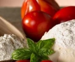 Italienischer Brotkranz