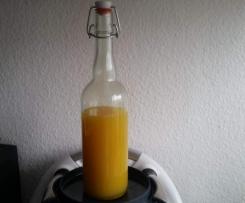 Orangenlikör in 2 Minuten